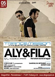 Trancemission (flyer)