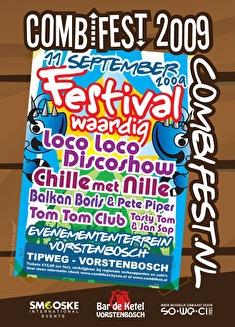 Festivalwaardig (flyer)