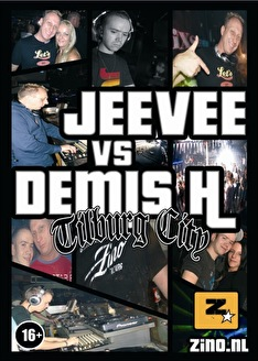 JeeVee vs Demis H (flyer)