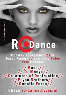 Ro-Dance (flyer)