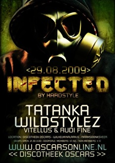Infected (flyer)