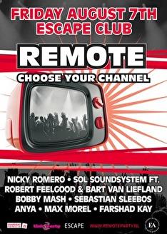 Remote (flyer)