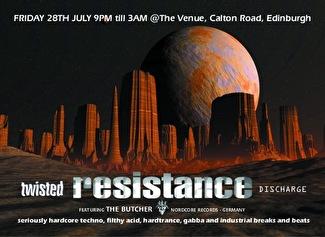 Resistance (flyer)