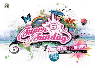 Super Sunday (flyer)
