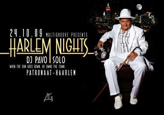 Harlem Nights (flyer)