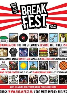 Breakfest (flyer)