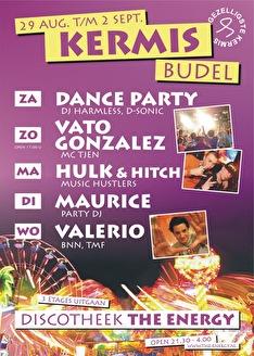 Budel Kermis (flyer)