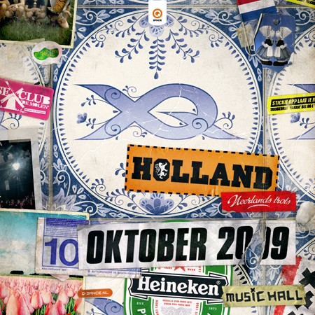 X-Qlusive Holland (flyer)