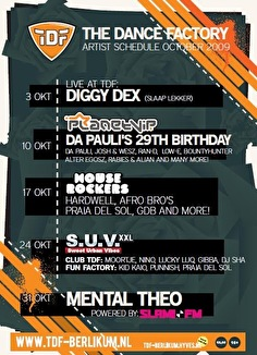 Da Pauli's Birthdaybash (flyer)