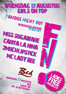 Famous Night Out (flyer)