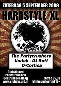 Hardstyle XL (flyer)