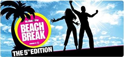 Beachbreak 5th Edition (flyer)