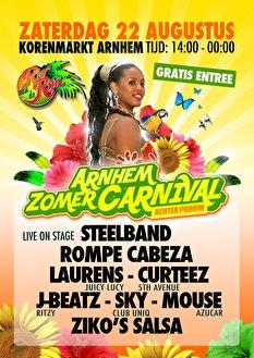 Arnhem Zomer Carnival (flyer)