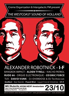 The Westcoast Sound of Holland (flyer)