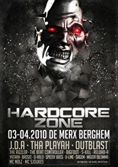 Hardcore Zone (flyer)