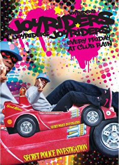 Joyriders (flyer)