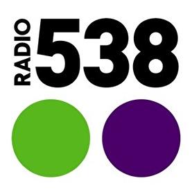 Radio 538 Summertour (flyer)