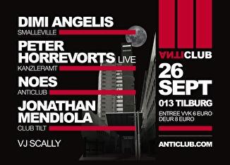Anticlub (flyer)