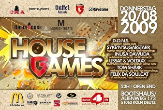 HouseGames (flyer)