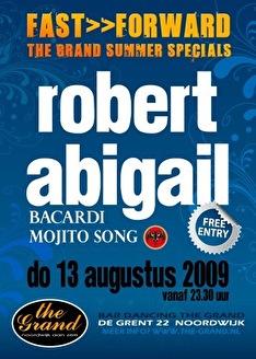 Fast Forward Summer Special (flyer)