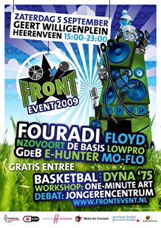 Front Event (flyer)