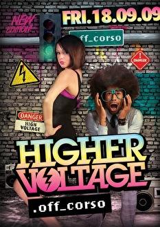 Higher Voltage (flyer)