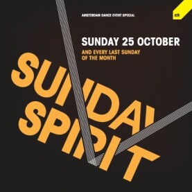 Sunday Spirit (flyer)