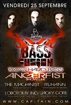 Bass fusion (flyer)