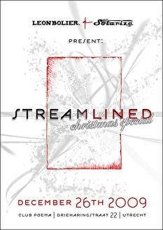 Streamlined (flyer)