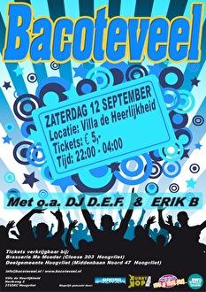 Bacoteveel (flyer)