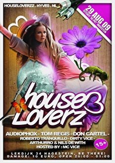 Houseloverz (flyer)