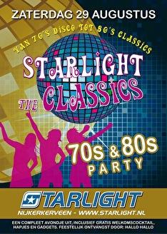 Starlight the Classics (flyer)