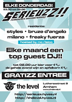 SerieuzZ !! (flyer)