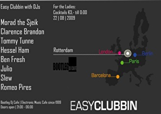 Easy Clubbin (flyer)