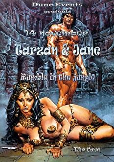 Tarzan & Jane (flyer)