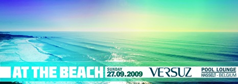 At The Beach (flyer)