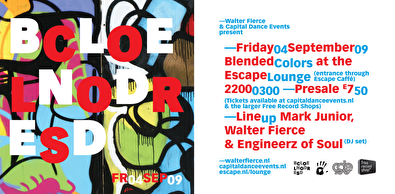 Blended Colors (flyer)