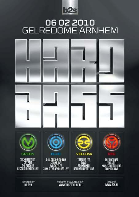 Hard Bass (flyer)