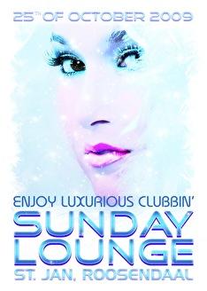 Sunday Lounge (flyer)