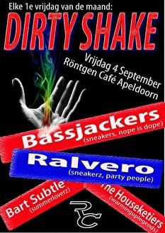 Dirty Shake (flyer)