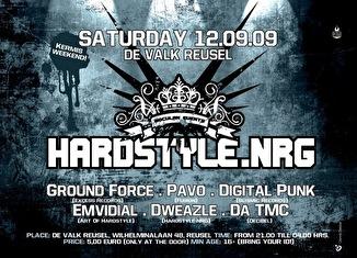 Hardstyle nrg (flyer)