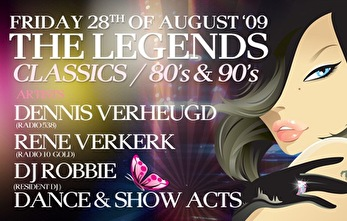 The Legends (flyer)