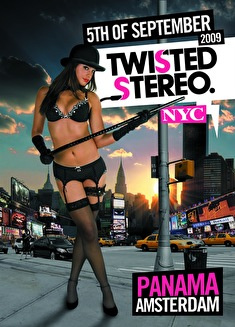 Twisted Stereo (flyer)