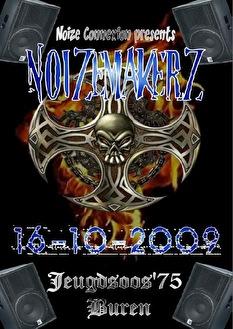 Noizemakerz (flyer)