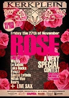 Rose (flyer)