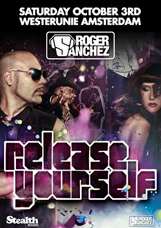 Release Yourself (flyer)
