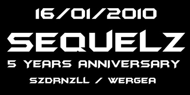 Sequelz (flyer)