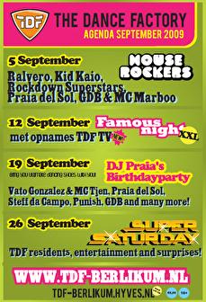 Famous Night XXL (flyer)