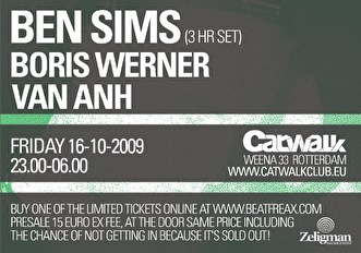 Ben Sims (flyer)