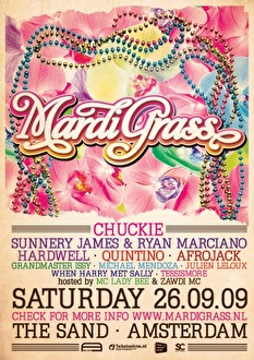 Mardi Grass (flyer)